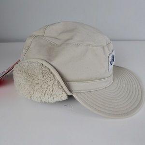 North Face Campshire Fleece Ear Flap Hat NWT Cap